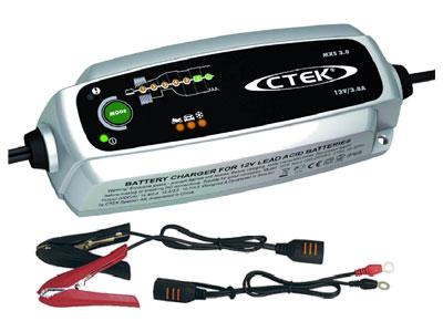 CTEK Ladegerät PRO25S 12V Batterien 124208