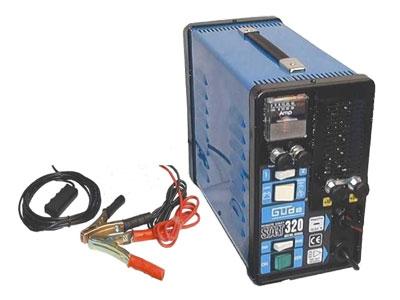GÜDE Batterielader START 320F 85068